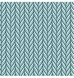 Knitted fabric seamless pattern vector