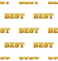 Word best pattern vector