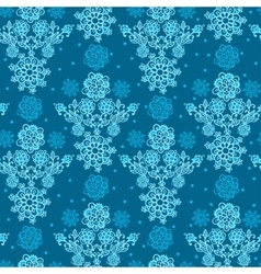 Floral Seamless Texture endless pattern with vector image