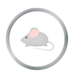 House mouse icon of for web vector image vector image