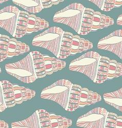 SeaShell16 vector image vector image