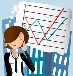 Businesswoman5 vector