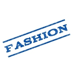 Fashion watermark stamp vector