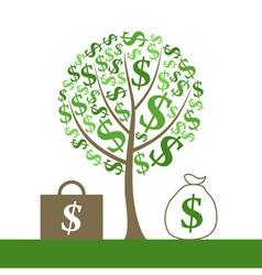 Monetary tree vector