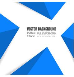 Minimal geometric background vector