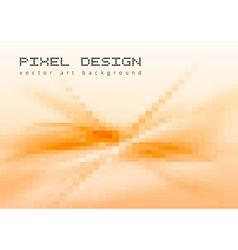 Pixel Art vector image