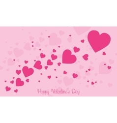 Valentine day love backgrounds for cards vector