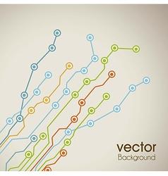 arrivals vector image