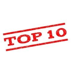 Top 10 watermark stamp vector