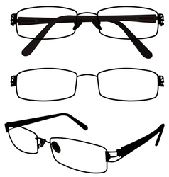 Spectacle vector image