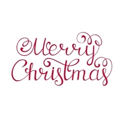 hand drawn christmas wishes vector image vector image