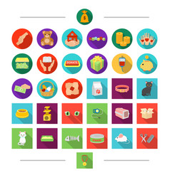 protection food charity and other web icon in vector image vector image