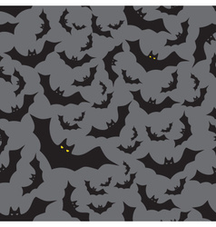 Bat seamless dark pattern eps10 vector