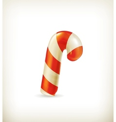 Christmas candy vector