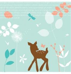 Bambi vector