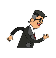 businessman icon image vector image