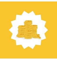 Money business saving vector