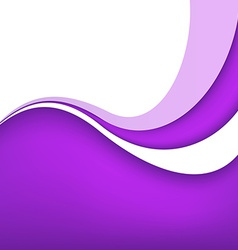 Beautiful lilac background vector