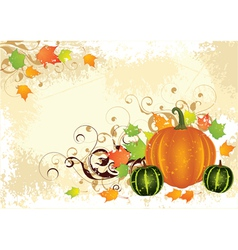 Autumn stationary vector