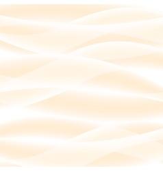 Sand Wavy Background vector image