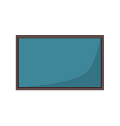 television screen vector image