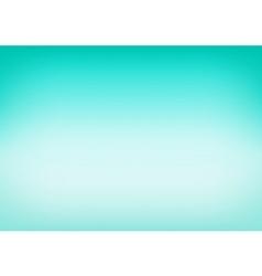 Green mint gradient background vector