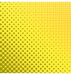 Halftone patterns set of dots vector