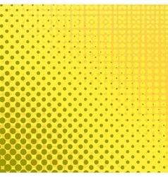 Halftone patterns set of dots vector