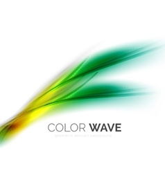 Shiny color wave vector