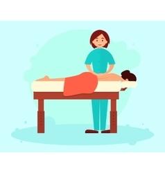 Massage vector