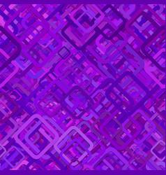 Seamless random square background pattern - vector