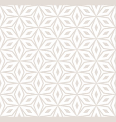 abstract floral ornament seamless pattern vector image vector image