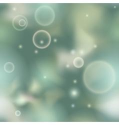 Seamless molecular pattern vector image