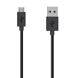 Cord cable vecotr vector
