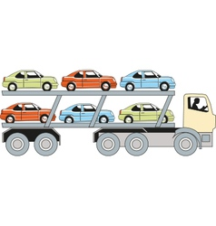 Auto transport k vector