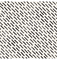 Seamless jumble hand drawn diagonal lines vector