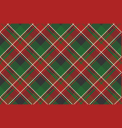 Plaid classic tartan seamless pattern vector