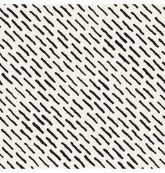 Seamless jumble hand drawn diagonal lines vector