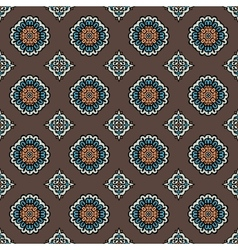 wallpapaer tiles seamless pattern vector image