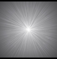 Radial speed lines graphic effects background grey vector