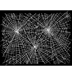 Halloween web background CCCVIII vector image vector image