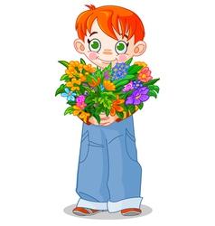 Flowerboy vector