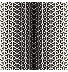 Halftone gradient mosaic lattice seamless vector