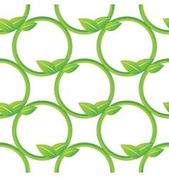 Net of stalks pattern vector
