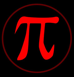 Pi the constant vector