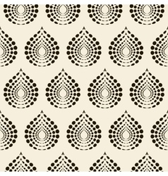 Seamless pattern drop vector
