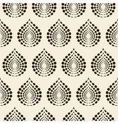 seamless pattern drop vector image vector image