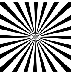 Abstract radial sun burst background vector