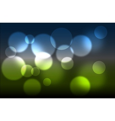 abstract glowing light vector image vector image