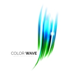 Elegant light smooth wave vector